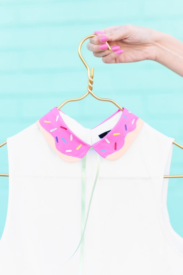 diy fun DIY-Donut-Collar-