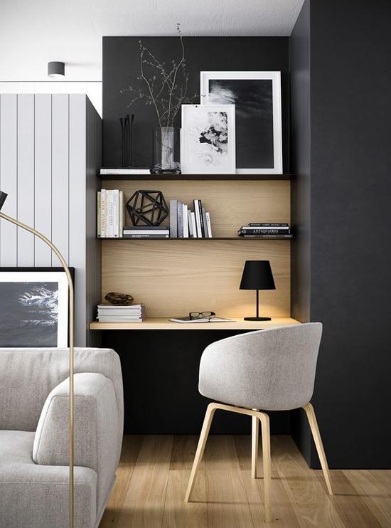 Amenager un espace de travail chez soi