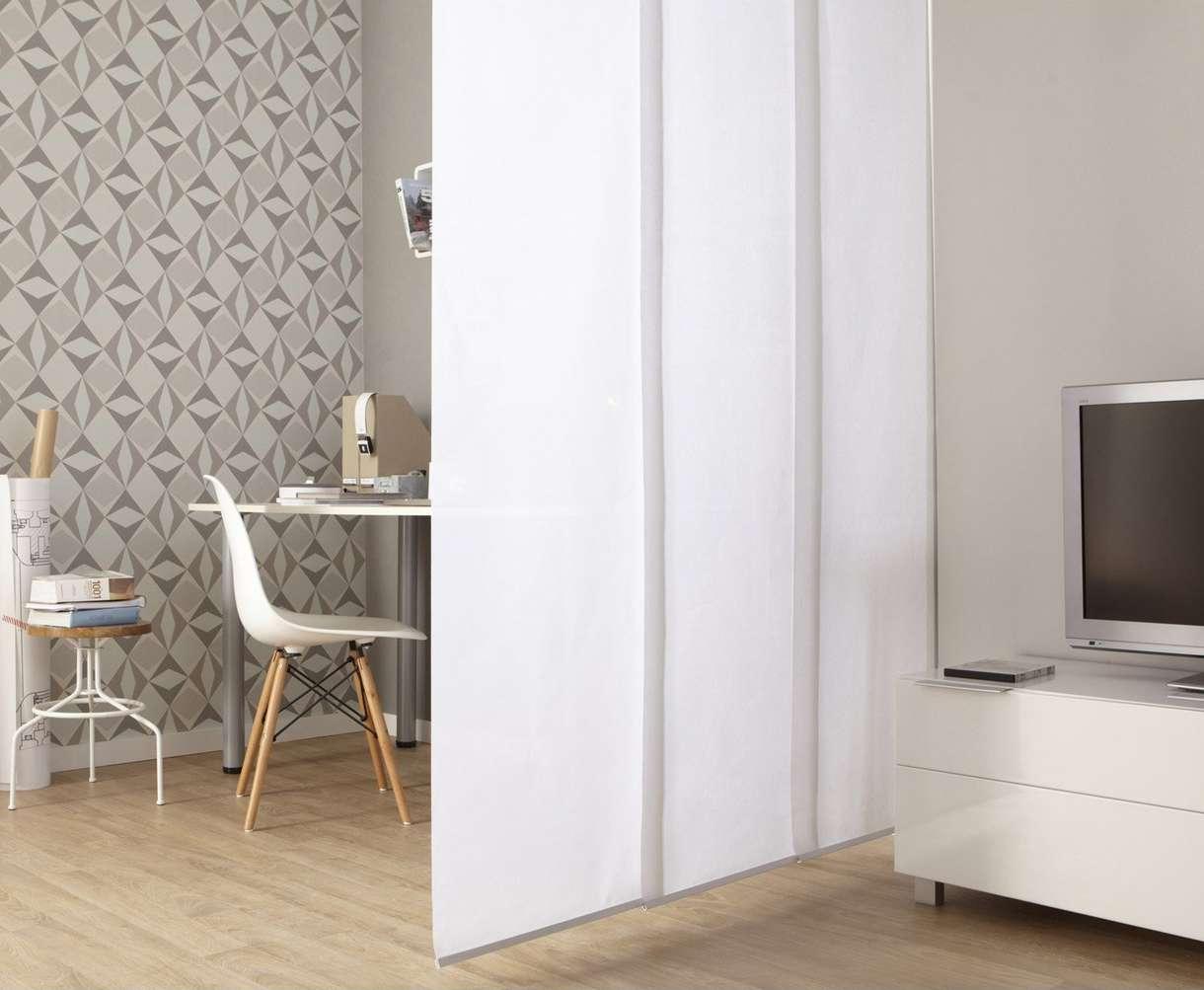 les cloisons pour d limiter un espace de travail chez soi black confetti. Black Bedroom Furniture Sets. Home Design Ideas