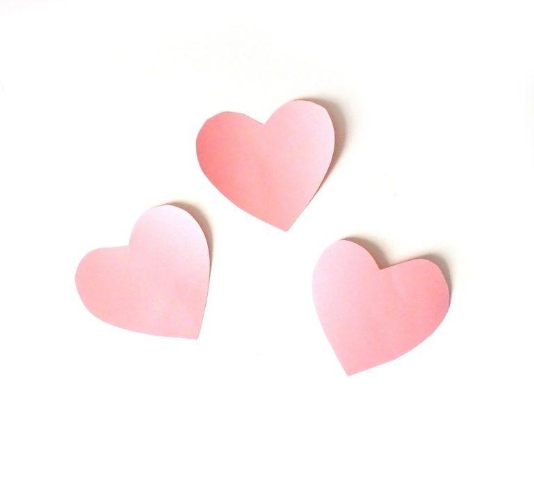 coeur en 3d photo 02s