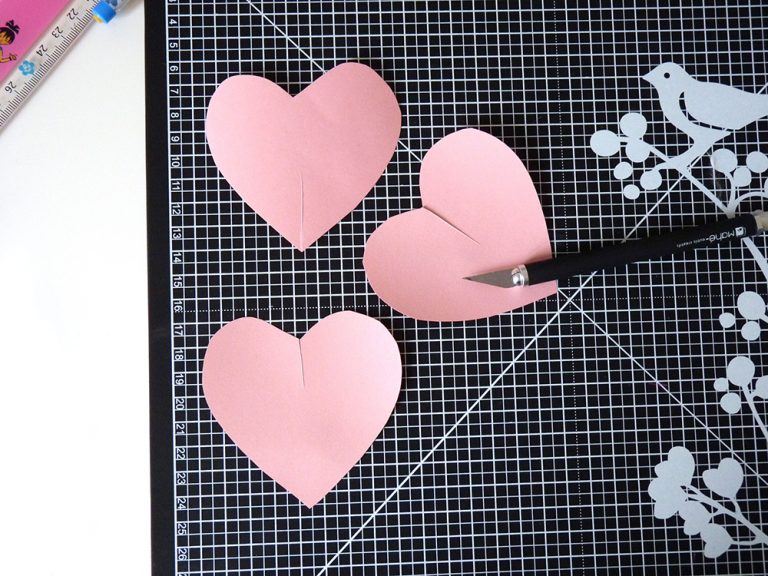 coeur en 3d photo 03s