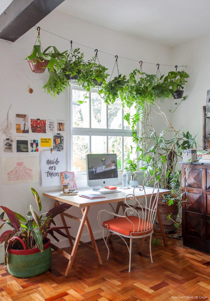 inviter la nature dans son bureau 11