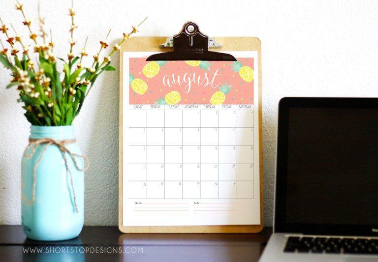 2018-Calendar-Free-Printable