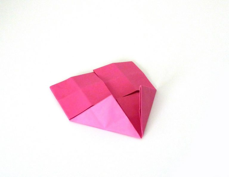coeur origami photo15s