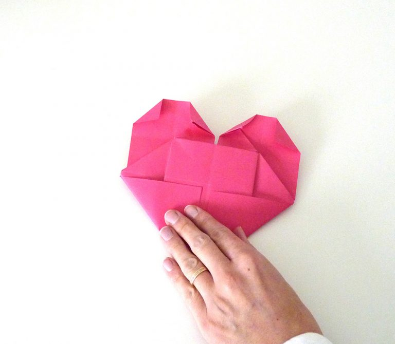 coeur origami photo29s