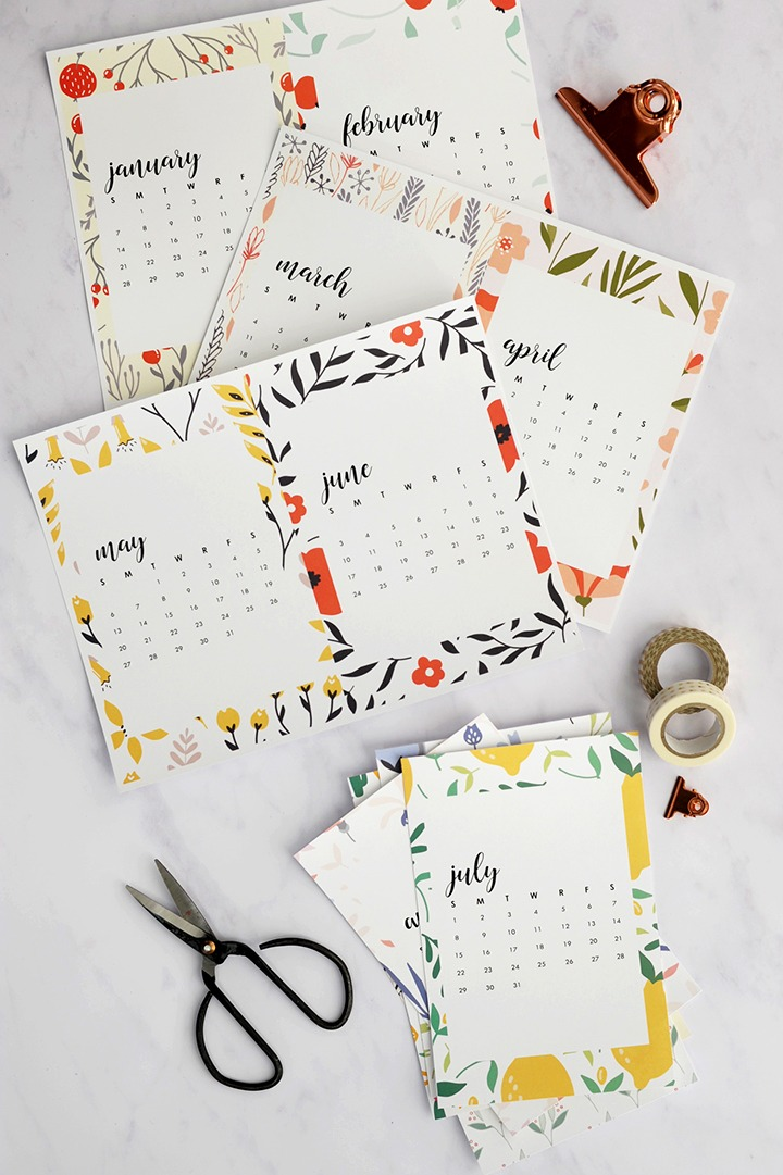 free-printable-monthly-calendar-4