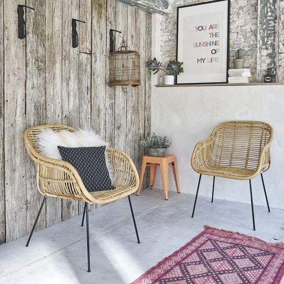 5 raisons d utiliser son mobilier de jardin dans son interieur 11
