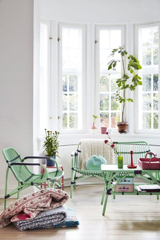 5 raisons d utiliser son mobilier de jardin dans son interieur 12