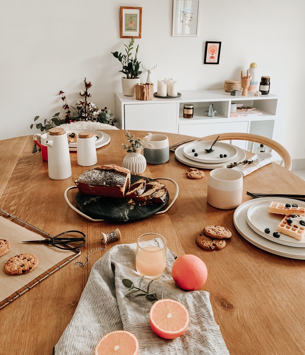 brunch dimanche idee table 07