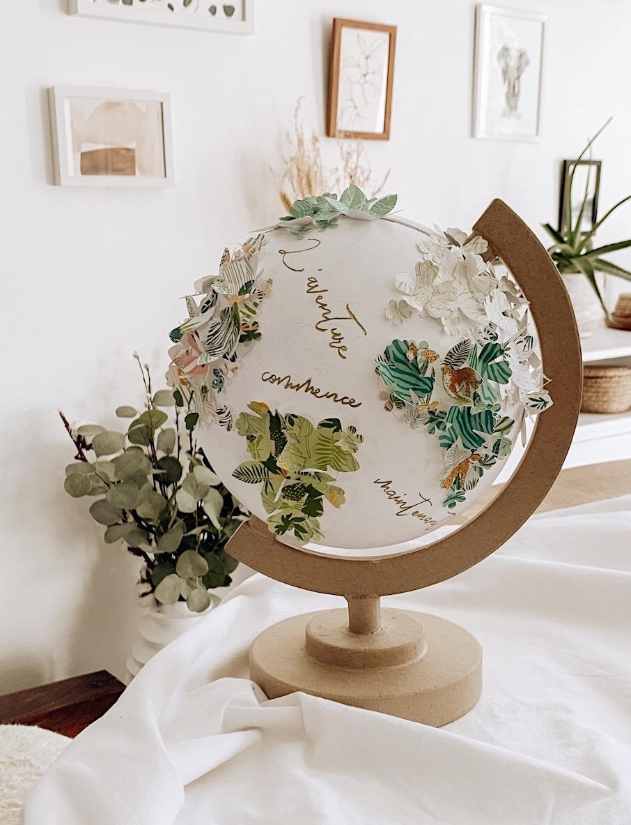 diy globe 09